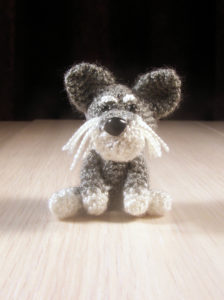 Dog, Amigurumi